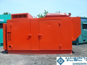 방음형 발전기soundproof generator(250KW)